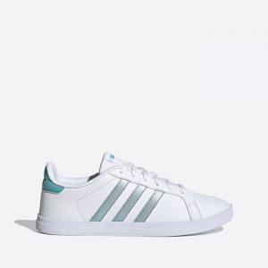 נעלי סניקרס אדידס לנשים Adidas Court Bold - צבעוני/לבן