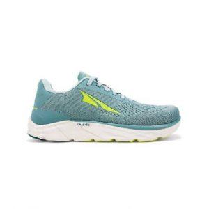 נעלי ריצה אלטרה לנשים ALTRA Torin Plush 4.5 - כחול/צהוב