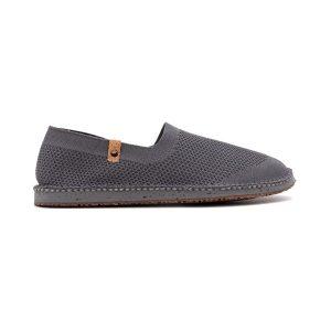 נעלי סניקרס סאולה לגברים Saola SEQUOIA VEGAN - אפור כהה
