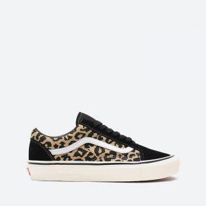 נעלי סניקרס ואנס לנשים Vans UA Old Skool 36 Dx - שחור