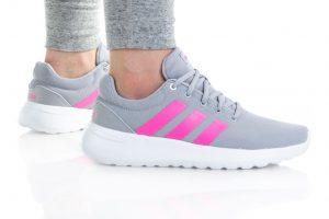 נעלי סניקרס אדידס לנשים Adidas LITE RACER CLN 2 - אפור