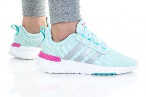 נעלי סניקרס אדידס לנשים Adidas RACER TR21 - צבעוני בהיר