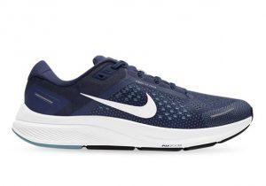 נעלי ריצה נייק לגברים Nike AIR ZOOM STRUCTURE 23 - כחול