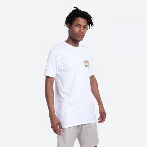 חולצת T ואנס לגברים Vans x Spongebob Out Of Service - לבן