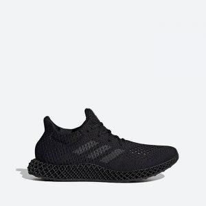 נעלי ריצה אדידס לגברים Adidas 4D Futurecraft - שחור