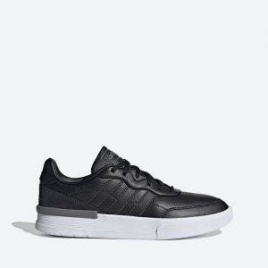 נעלי סניקרס אדידס לגברים Adidas Clubcourt - שחור