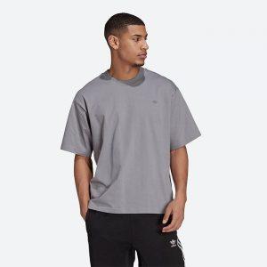 חולצת T אדידס לגברים Adidas Originals C Tee - אפור