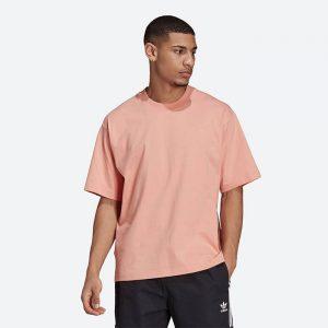 חולצת T אדידס לגברים Adidas Originals C Tee - כתום