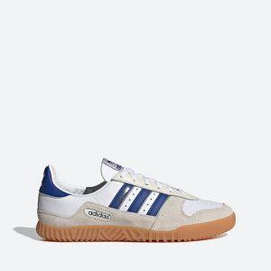 נעלי סניקרס אדידס לגברים Adidas Originals Indoor Comp - לבן
