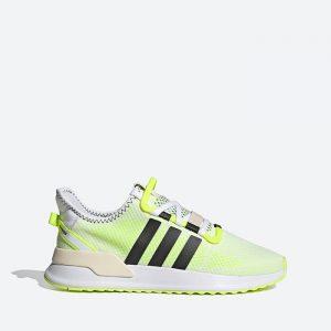 נעלי ריצה אדידס לגברים Adidas Originals U_Path Run - ירוק