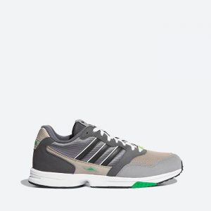 נעלי סניקרס אדידס לגברים Adidas Originals ZX 1000 C - אפור