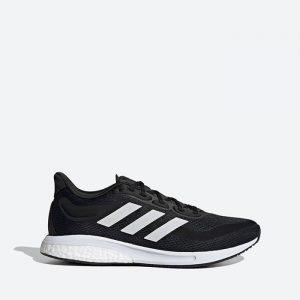 נעלי ריצה אדידס לגברים Adidas Supernova - שחור/לבן
