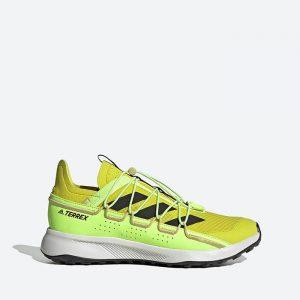 נעלי טיולים אדידס לגברים Adidas Terrex Voyager 21 - צהוב