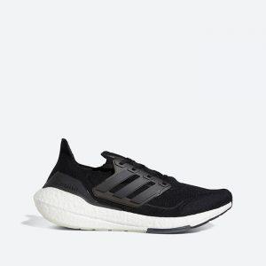 נעלי ריצה אדידס לגברים Adidas Ultraboost 21 - שחור