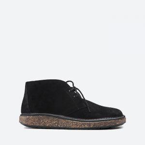 נעלי אלגנט בירקנשטוק לגברים Birkenstock Milton - שחור