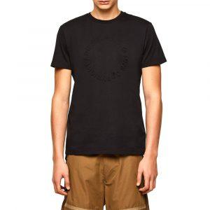 חולצת T דיזל לגברים DIESEL T-Diegos-A2 - שחור
