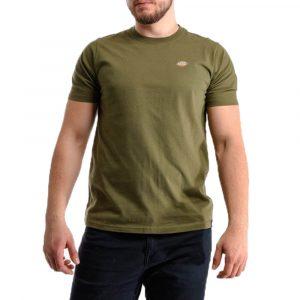 חולצת T Dickies לגברים Dickies Stockdale - ירוק