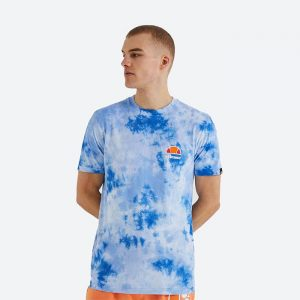 חולצת T אלסה לגברים Ellesse Canaletto Tie Dye Tee - כחול