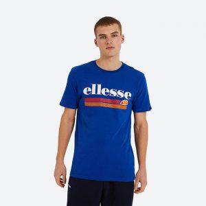 חולצת T אלסה לגברים Ellesse Triscia - כחול