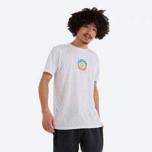 חולצת T אלסה לגברים Ellesse x Smiley Cheero - לבן