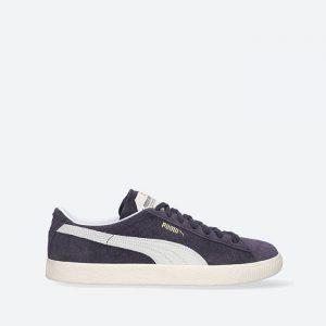 נעלי סניקרס פומה לגברים PUMA Suede VTG Rudolf Dassler Legacy Laundry - סגול