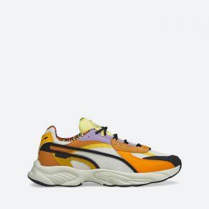 נעלי סניקרס פומה לגברים PUMA x Romero Britto RS-Connect - צבעוני