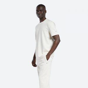 חולצת T ריבוק לגברים Reebok CL Nd - לבן