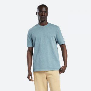 חולצת T ריבוק לגברים Reebok CL Nd - כחול