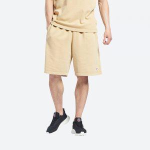מכנס ספורט ריבוק לגברים Reebok Classics Natural Dye - צהוב