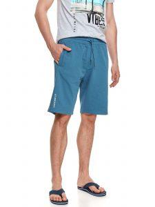 מכנס ברמודה טופ סיקרט לגברים TOP SECRET BLU - כחול