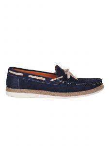 נעלי אלגנט טופ סיקרט לגברים TOP SECRET Boat - כחול