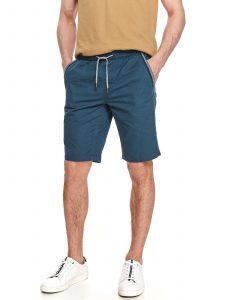 מכנס ברמודה טופ סיקרט לגברים TOP SECRET Style - כחול כהה