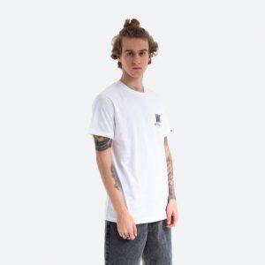 חולצת T ואנס לגברים Vans Frequency - לבן