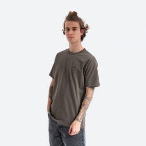 חולצת T ואנס לגברים Vans Off The Wall - אפור