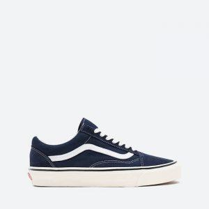 נעלי סניקרס ואנס לגברים Vans Ua Old Skool 36 Dx - כחול