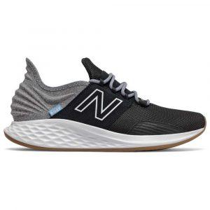 נעלי ריצה ניו באלאנס לגברים New Balance MROAV - שחור/אפור