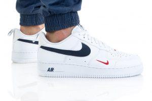 נעלי סניקרס נייק לגברים Nike AIR FORCE 1 LV8 - לבן