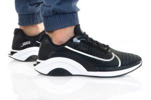 נעלי אימון נייק לגברים Nike ZOOMX SUPERREP SURGE - שחור/לבן