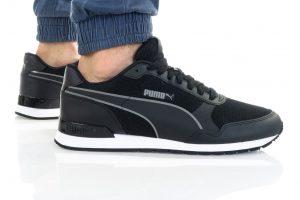 נעלי סניקרס פומה לגברים PUMA ST RUNNER V2 TECH - שחור