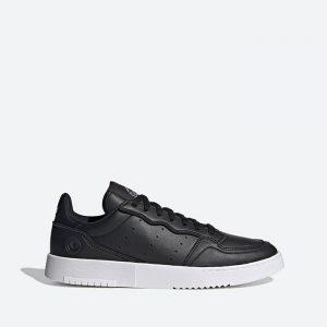 נעלי סניקרס אדידס לגברים Adidas Supercourt Vegan - שחור