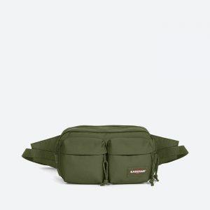 תיק איסטפק לגברים EASTPAK Bumbag Double - ירוק