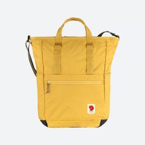 תיק Kanken לגברים Kanken High Coast Totepack - צהוב