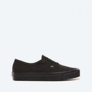 נעלי סניקרס ואנס לגברים Vans Authentic 44 Dx - שחור מלא