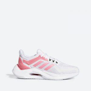 נעלי ריצה אדידס לנשים Adidas Alphatorsion 2.0 - אפור בהיר