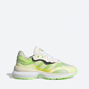 נעלי סניקרס אדידס לנשים Adidas Originals Zentic - ירוק
