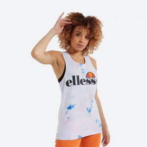 גופיה אלסה לנשים Ellesse bigalle Tie Dye - כחול