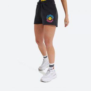 מכנס ספורט אלסה לנשים Ellesse x Smiley Jubalio - שחור