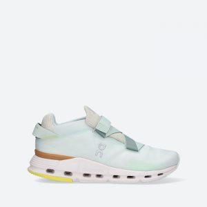 נעלי ריצה און לנשים On Cloudnova Wrap - ירוק