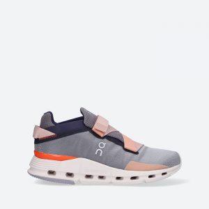 נעלי ריצה און לנשים On Cloudnova Wrap - סגול