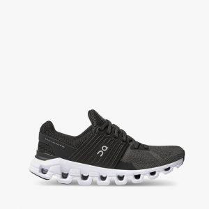 נעלי ריצה און לנשים On Cloudswift - שחור